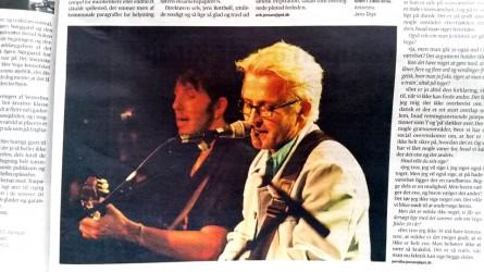 Lars HUG - Rune Funch - Vega 1996 avis